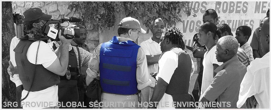 3rg Security Hostile Environment