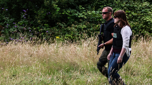 3rg Close Protection Course Training